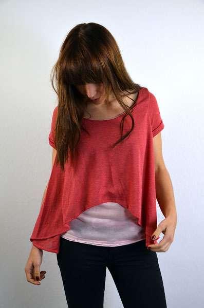 Shirt 2-in-1 Look