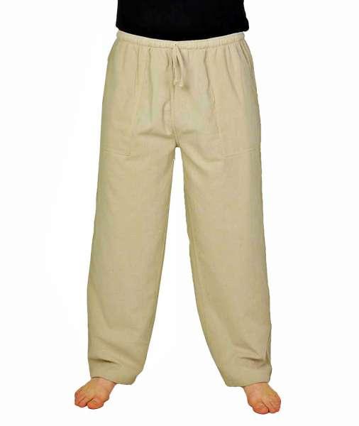 Yogahose /Freizeithose aus Baumwolle für Herren