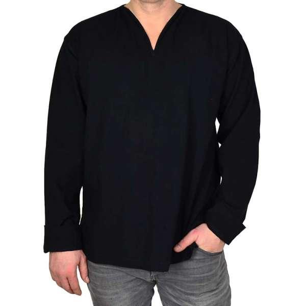 Hemd Tunika schwarz