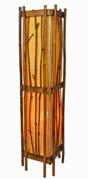 Stehlampe Thai Bambus M1 100 cm