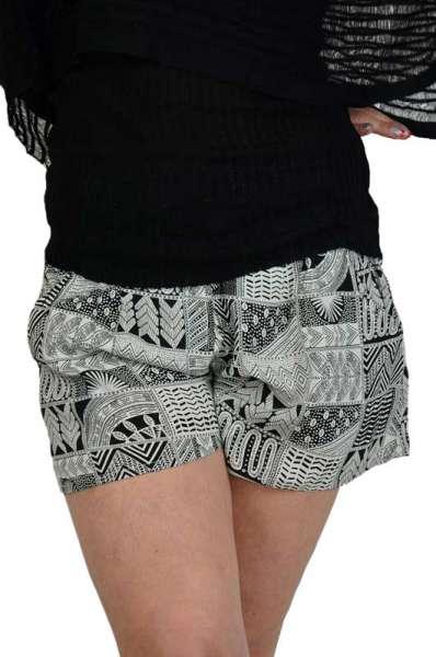 kurze Shorts Boho Chic
