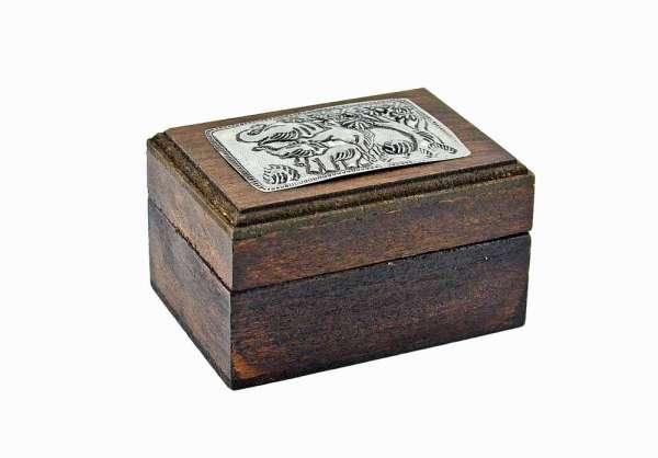 Minibox mit Alubeschlag