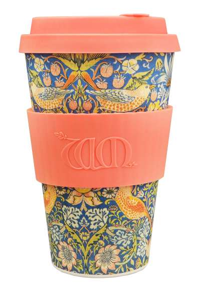 eCoffee Cup 400 ml Bambus Coffee-2-Go Becher Thief